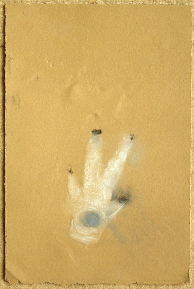 Archival impression of Petroglyph