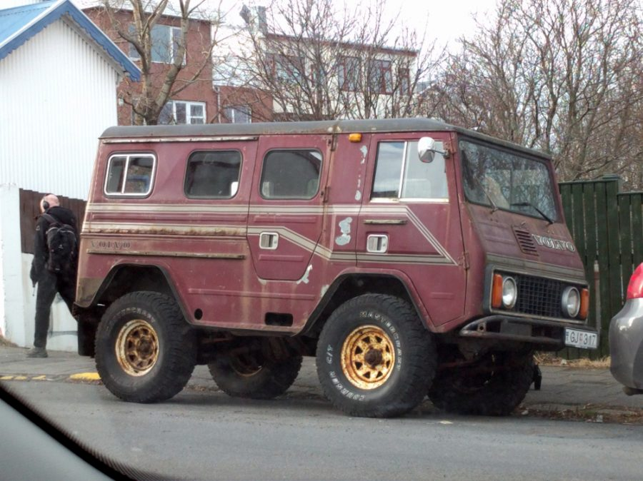 Vanlife, Van, 4WD,